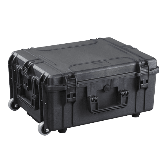 MAX540H245TR Tough IP67 Rated Case With Wheels