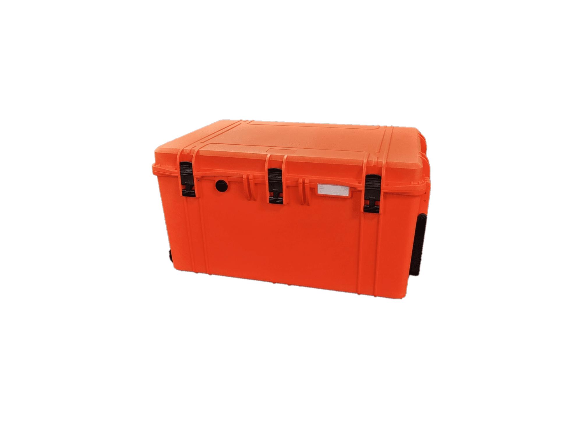 MAX750H400 Tough IP67 Rated Case – Orange