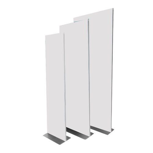 Freestanding Magnetic Frame 60cm wide x 180cm High