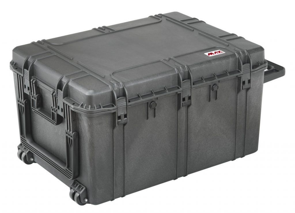 MAX820 IP67 Rated DJI Inspire 2 Drone Case