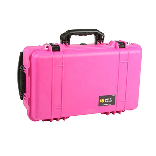 Peli 1510 Waterproof Case