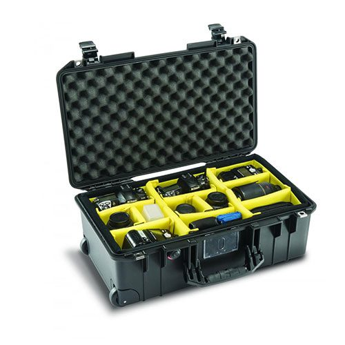 Peli™ 1535 Air Padded Dividers ONLY