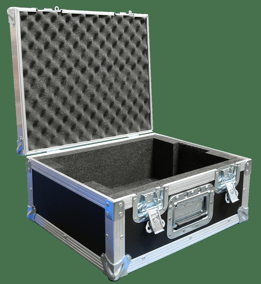 Projector Case Open