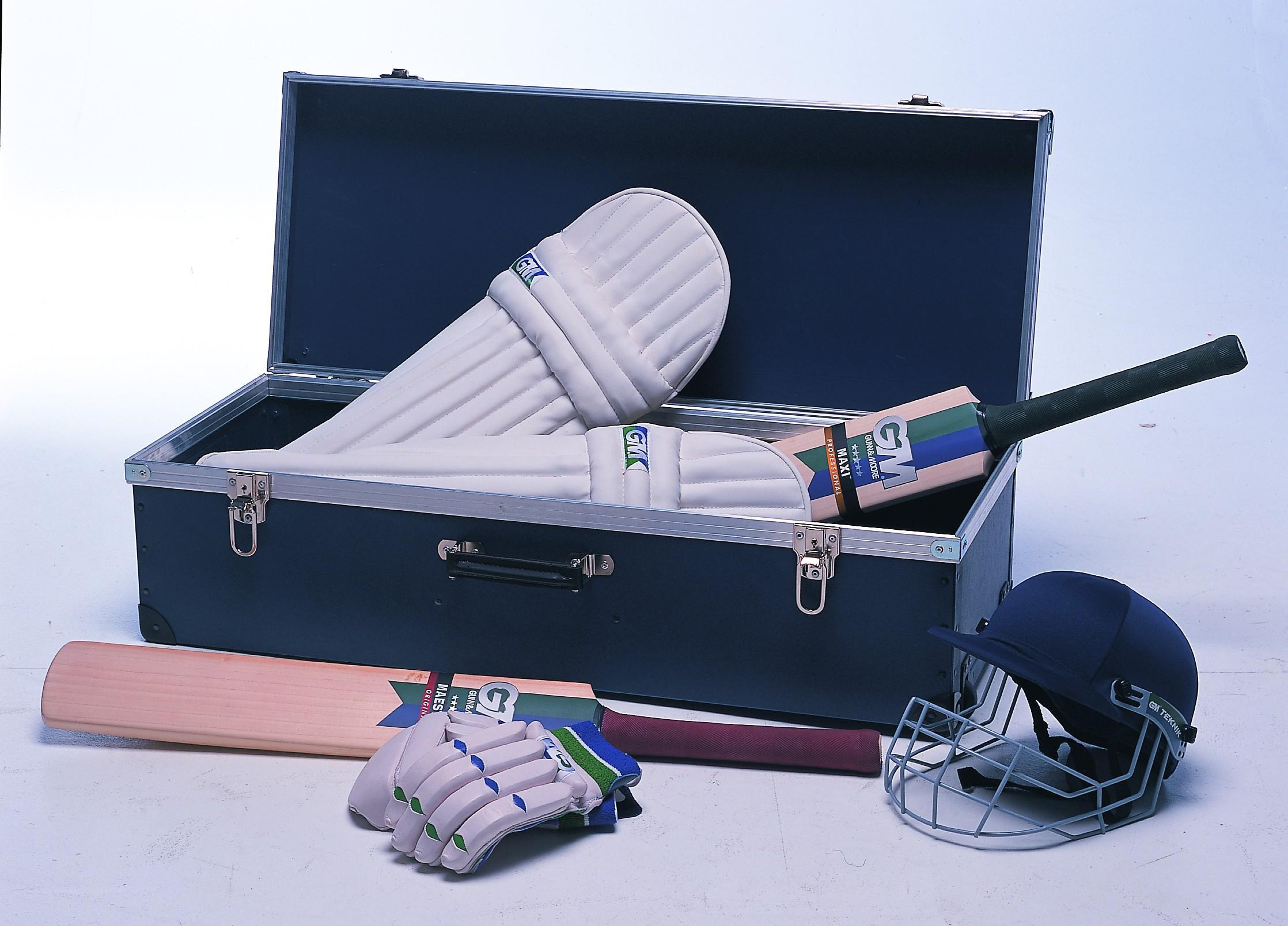 Deluxe Cricket Coffin