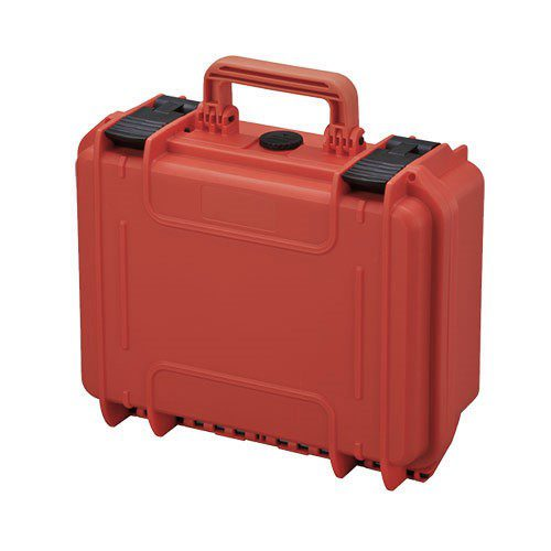 MAX300 Red Tough IP67 Rated Case