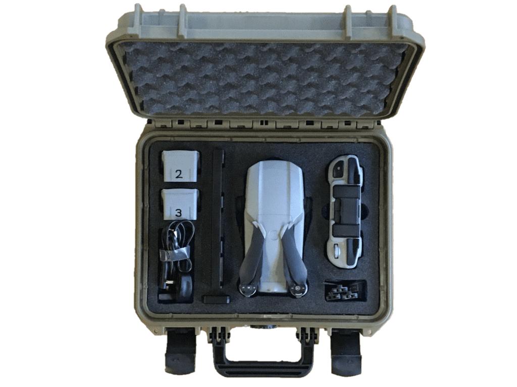 MAX300 DJI MAVIC AIR 2 IP67 Rated Drone Case