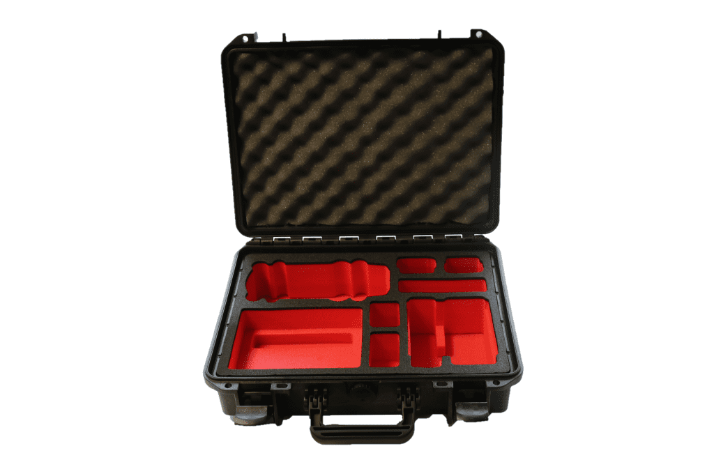 MAX380H115 MAVIC 2 PRO/ZOOM With Smart Controller IP67 Rated Drone Case