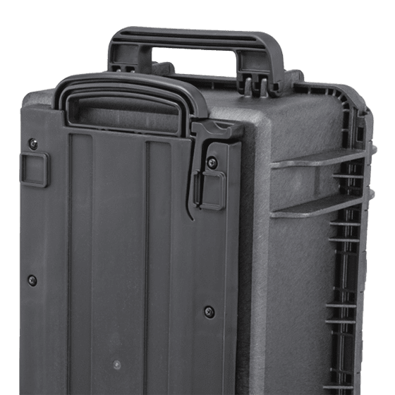 MAX520TR Tough IP67 Rated Case With Wheels