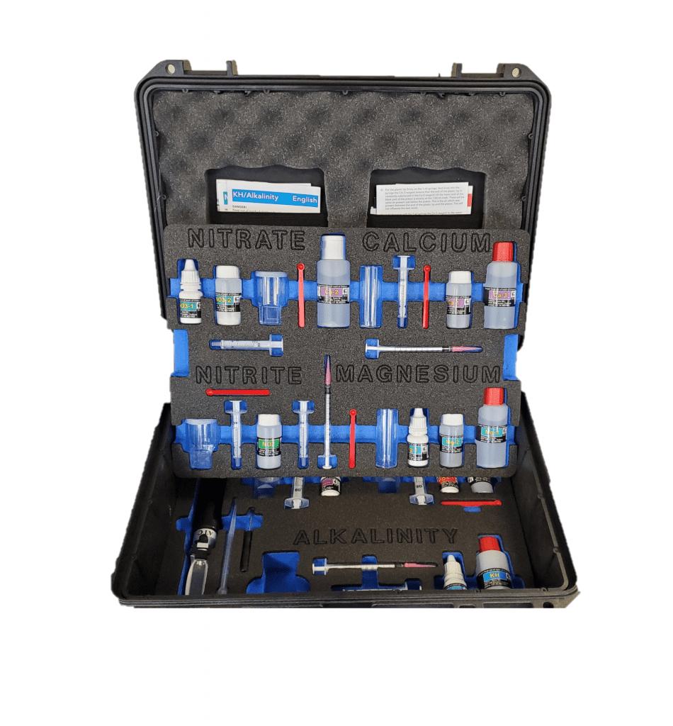 Salifert Marine Fish Tank Test Kit Foam Set For MAX380H160 (Foam Set Only)