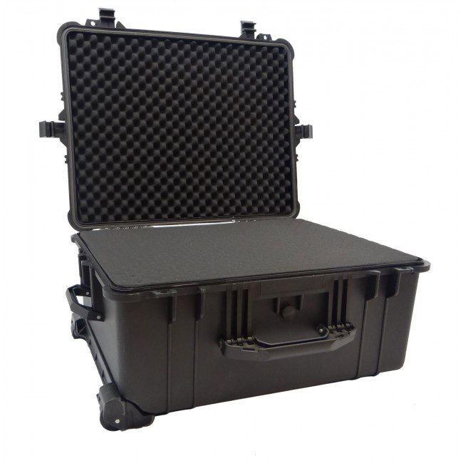 Challenger Waterproof TR5013 Equipment Hard Carry Wheeled Travel Flight Case